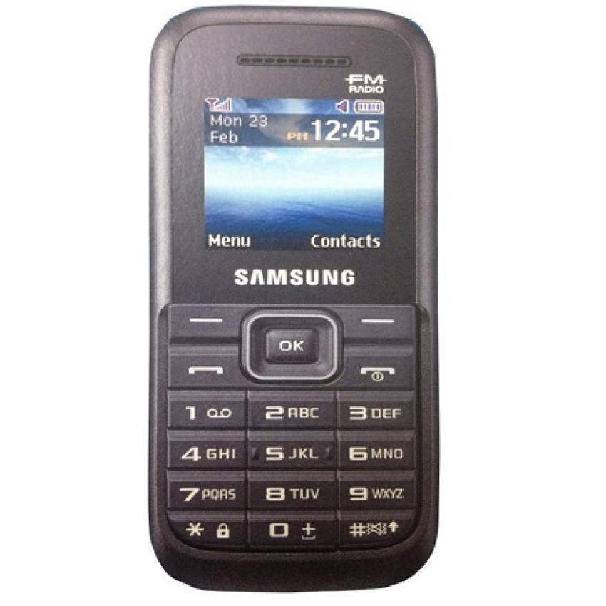 Samsung Keystone 3 - Hitam