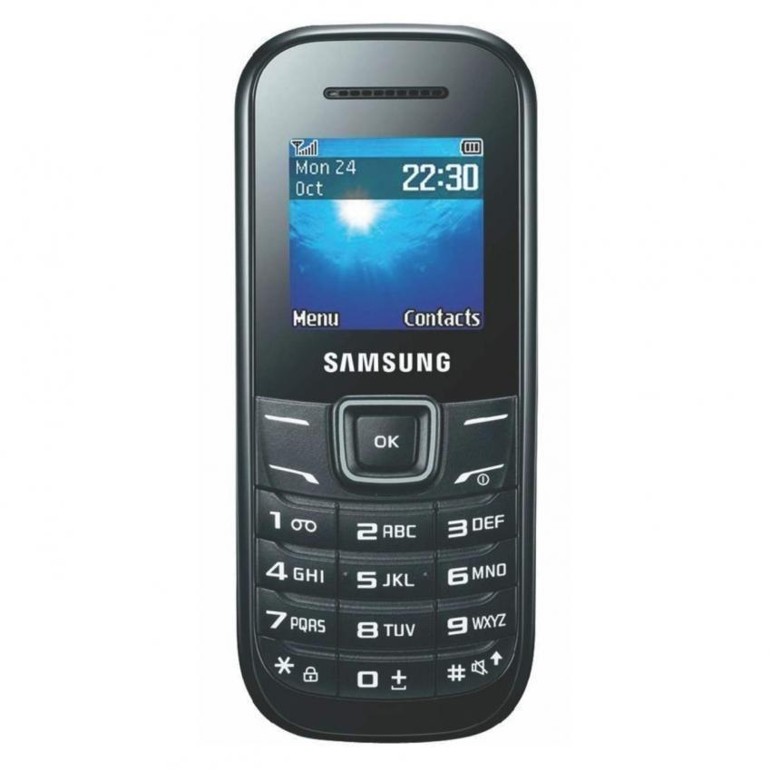 Samsung Keystone B105E - Hitam