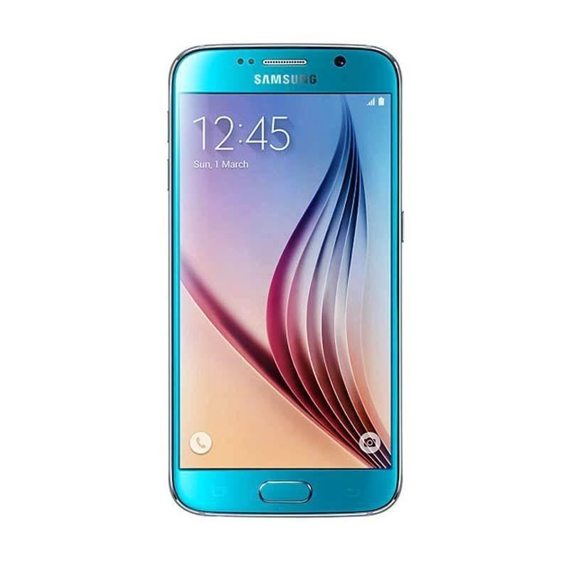 Samsung S6 Flat G920 - 32GB - Biru