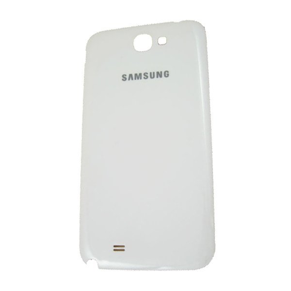 Samsung Tutup Baterai Untuk Galaxy Note 2 - Putih