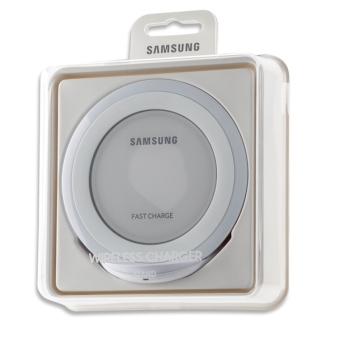 Samsung Wireless Charger Stand Fast Charge for Galaxy Note 5 / S6 / S6 Edge / S7 / S7 Edge + Gratis ...