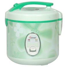 Sanoya Rice Cooker - 1 L - Hijau