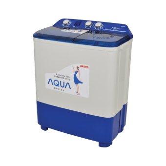 Sanyo SW 870XT Aqua Series Mesin Cuci 2 Tabung Free Ongkir
