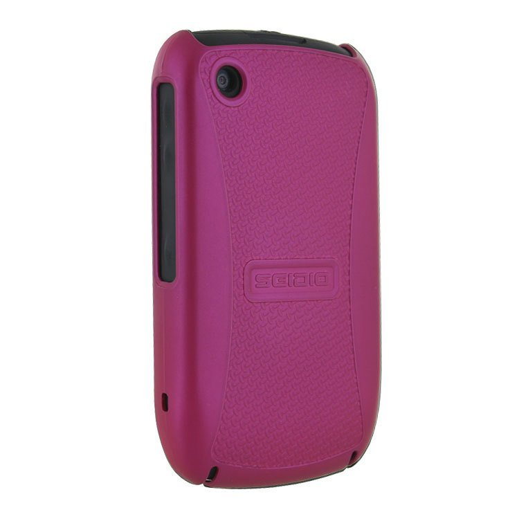 Seidio Active Snap Blackberry 8520-Rose Pink