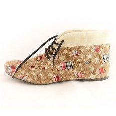 Sepatu Kultur Boots Jeans SK029