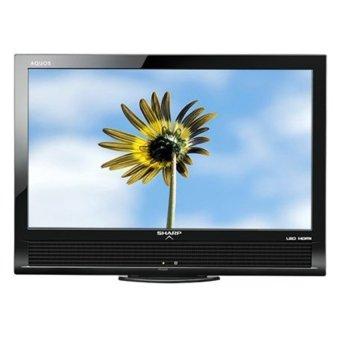 "Sharp 19"" Aquos LED TV Hitam - Model LC19LE150M"