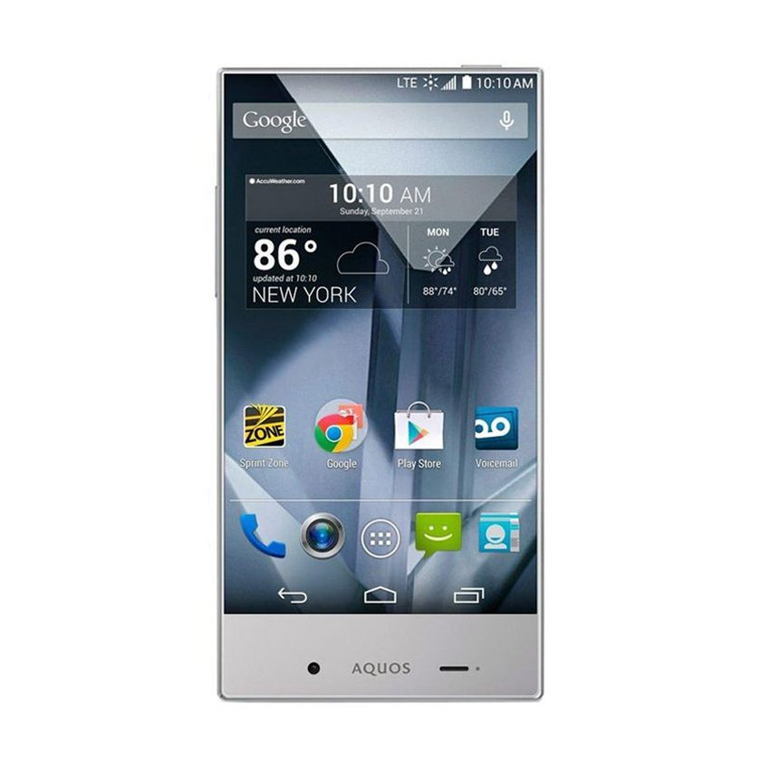 Sharp Aquos Crystal LTE - 8GB - Putih