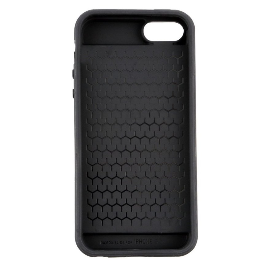 ShockProof Case for iPhone 5/5S/6 + (Black)