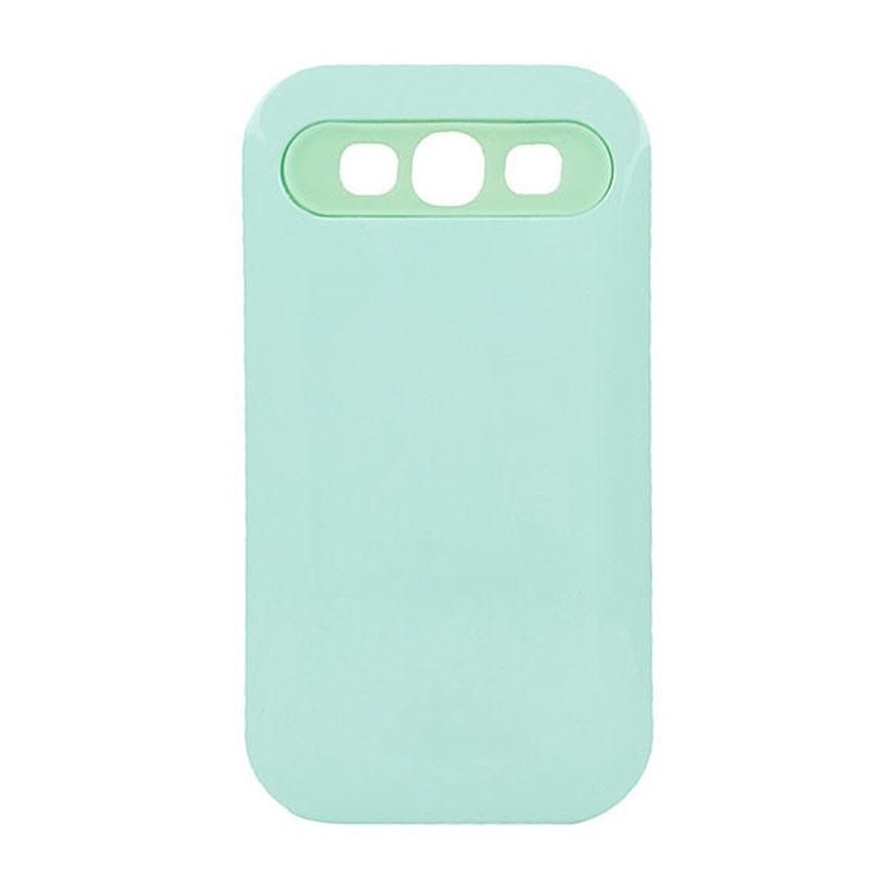 Silicon Case for Samsung Galaxy S3 III I9300 (Green) (Intl)