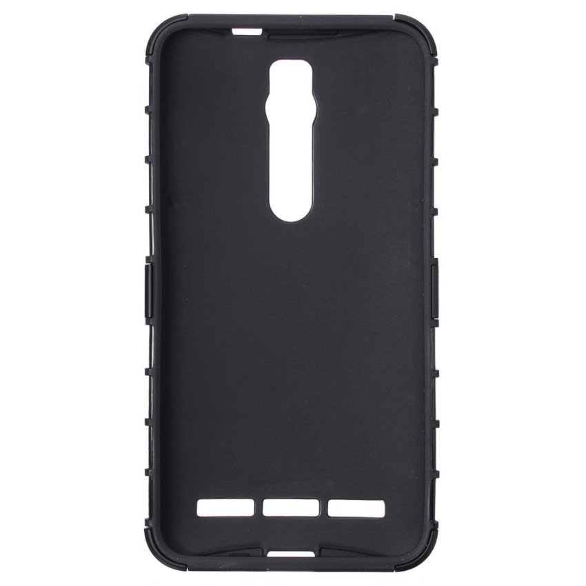 Silicone Case for ASUS Zenfone 2 (Black) (Intl)