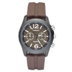 Silicone Ladies Watch - (9656)