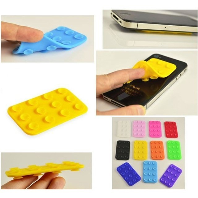 Silicone Suction Holder for Smartphone