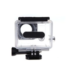 Skeleton Protective Housing Case Without Lens For Sport Camera GoPro HERO 3 Open Side Skeleton Protective Housing Case