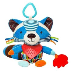 Skip Hop - Bandana Buddies Activity Racoon - Biru