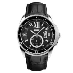 Skmei 1135 Men Business Quartz Watch Casual Fashion Watches Reloj Watch (Intl)