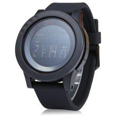 Skmei 1142 Men Sport LED Digital Watch Water Resistance BLACK - Intl
