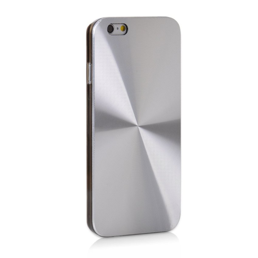 Slim CD Line Metal Hard Case Cover Cover for Apple iPhone 6 (Intl)