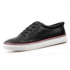 "Small And Lightweight Men""s Casual And Comfortable Shoes (Black) ' - Intl"