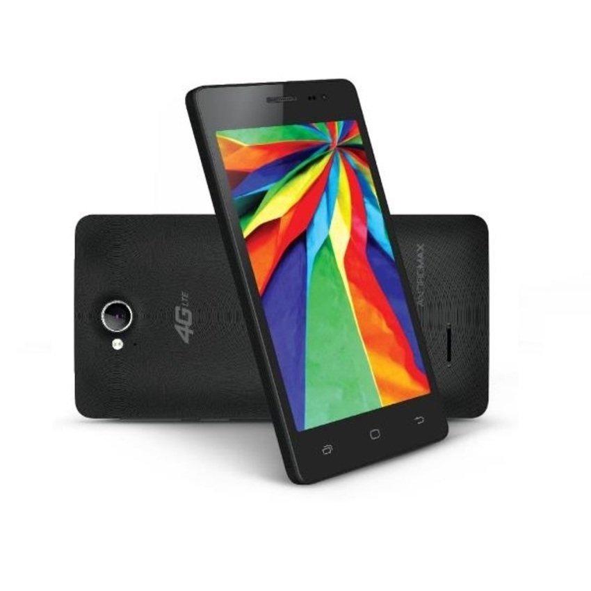 Smartfren Andromax Qi 4G LTE - 8GB - Hitam