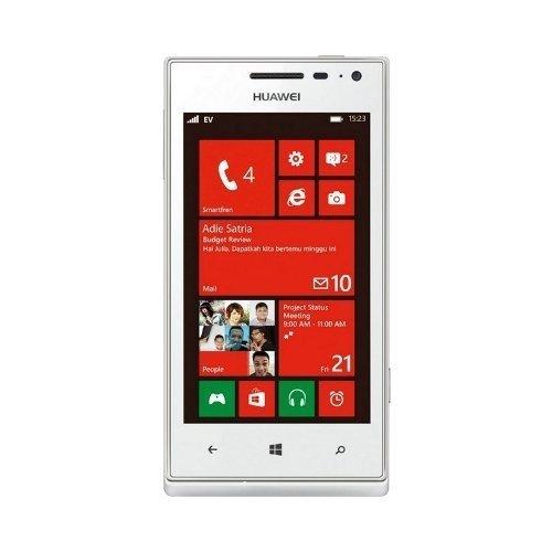 Smartfren Huawei Ascend W1 - 4GB - Putih
