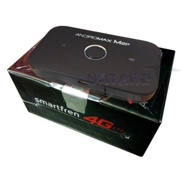 Smartfren Mifi Andromax M2P 4G LTE - Hitam