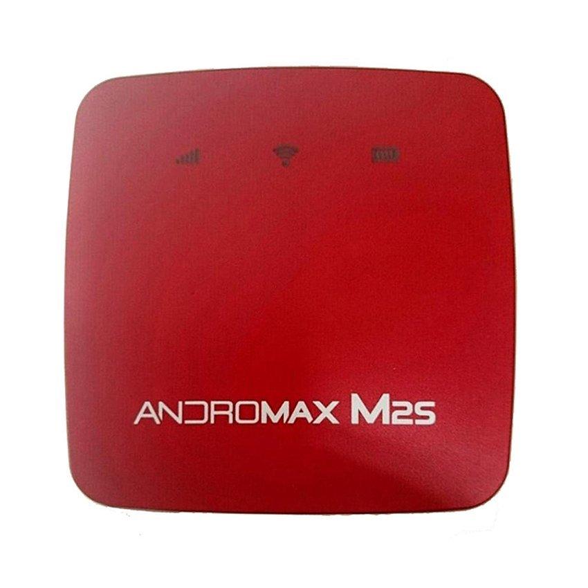 Smartfren Modem 4GLTE smartfren ANDROMAX M2S-Merah