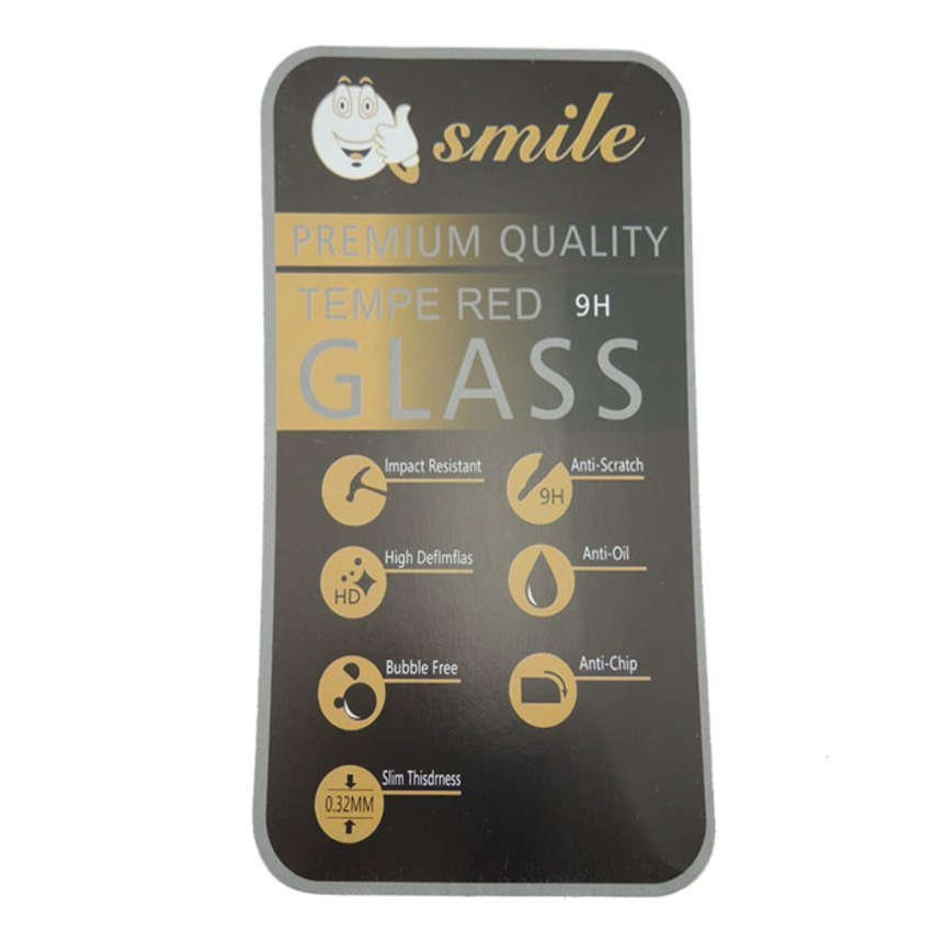 Smile Tempered Glass Protector Screen 0.3mm for Sony Experia M4 aqua