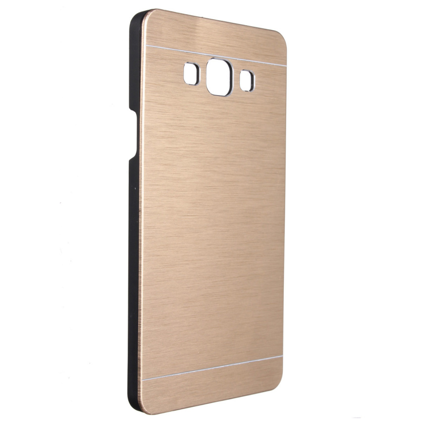 Soft Aluminum Bumper Case for iPhone 6 /6Plus/Samsung Galaxy S6 Edge (Champagne) (Intl)