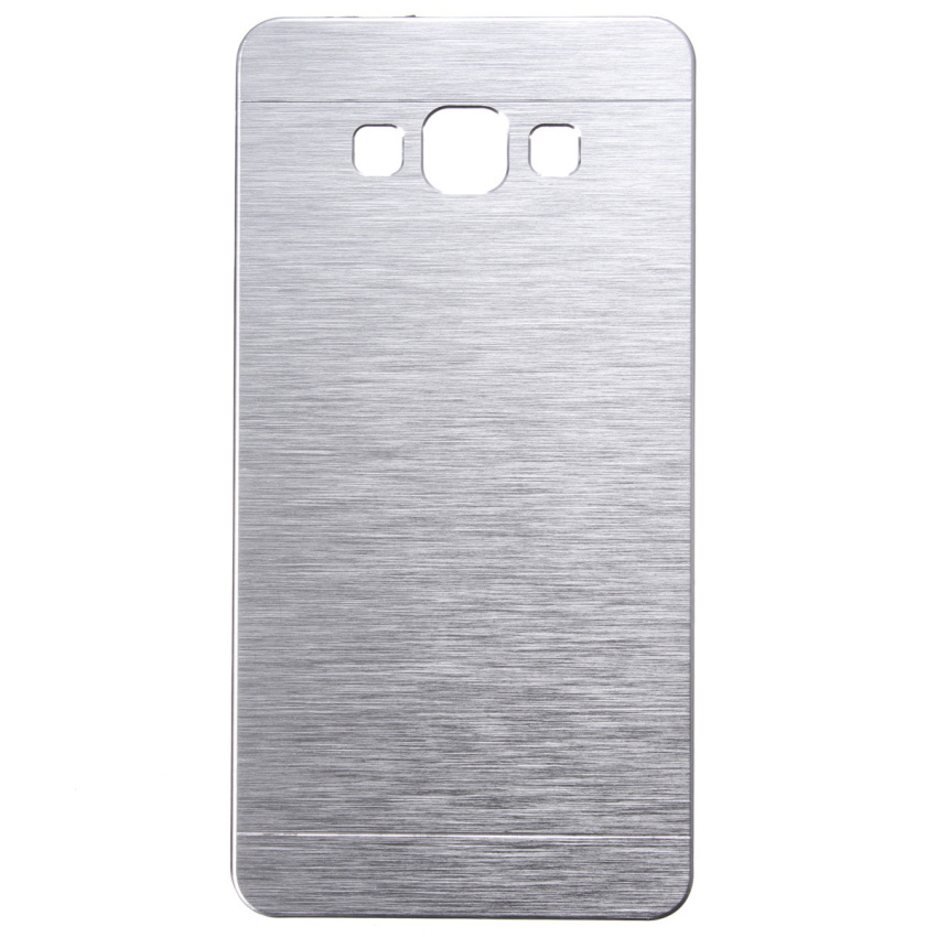 Soft Aluminum Bumper Case for iPhone 6/6Plus/Samsung Galaxy S6 Edge (Silver) (Intl)