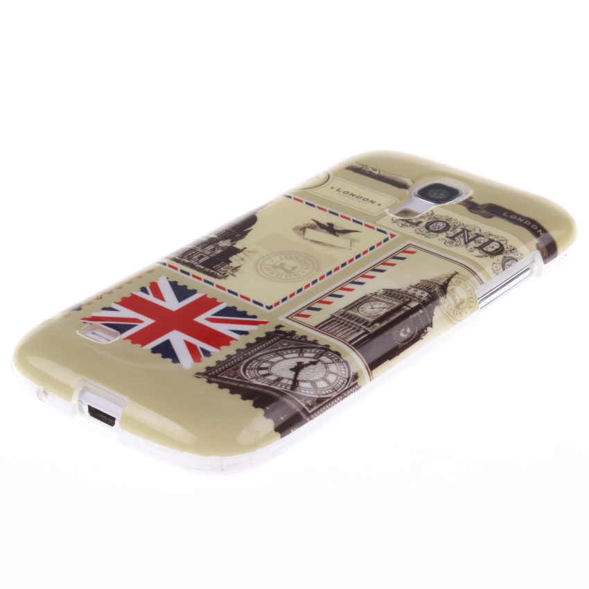 Soft TPU Back Case for Samsung Galaxy S4 (Multicolor) (Intl)