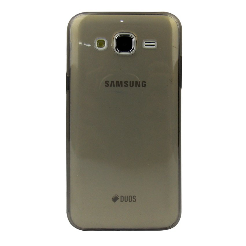Softcase Ultra Thin for Samsung Galaxy Grand Duos i9082 - Hitam