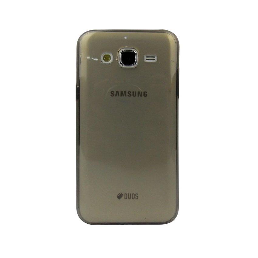 Softcase Ultra Thin for Samsung Galaxy J3 - Abu Abu