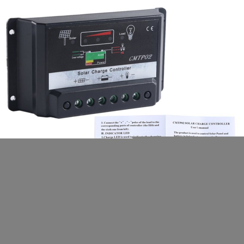 Solar Charge Controller (Intl)