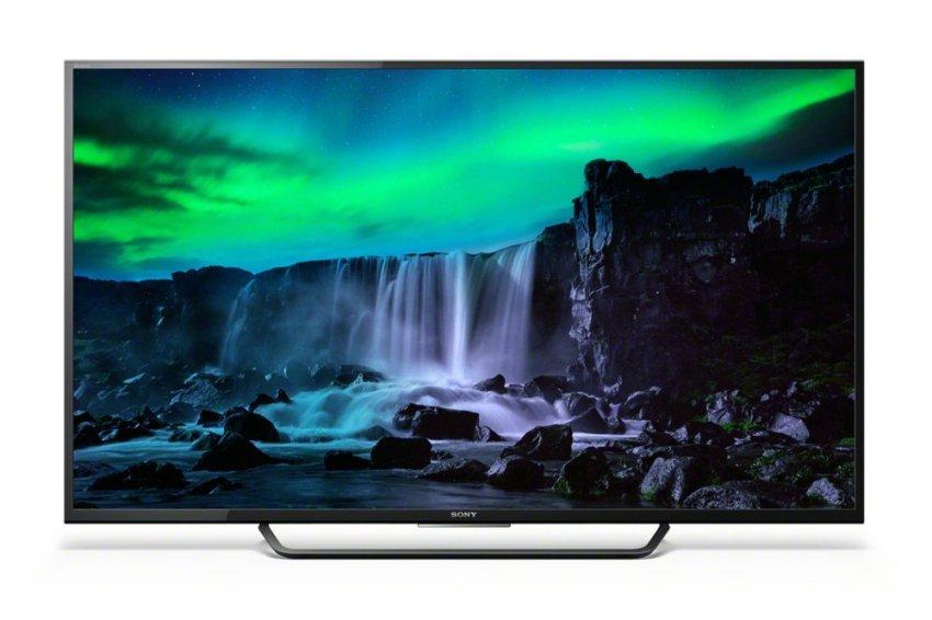 "Sony 49"" TV LED KD49X8300C - Hitam"