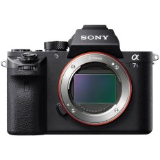 Sony Alpha 7S II Kamera Mirrorless - Hitam