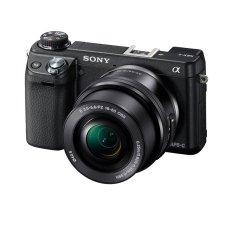 Sony Alpha NEX-6L Kit with 16-50mm F3.5-5.6 Lens Digital Camera