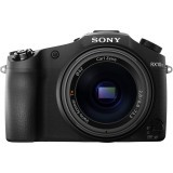 Sony Cyber-Shot DSC-RX10 II - 20MP - 20x Optical Zoom - Hitam