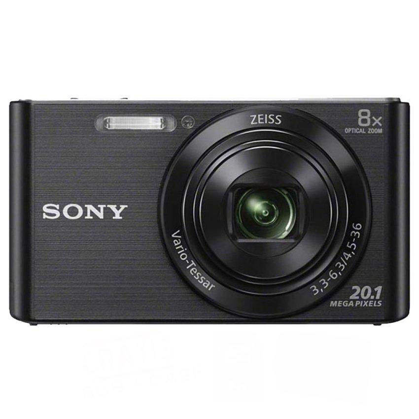 Sony DSC-W830 - 20.1 MP - 8x Optical Zoom - Hitam