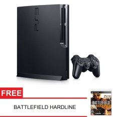 Sony Playstation 3 Slim 160GB + Gratis Battlefield Hardline