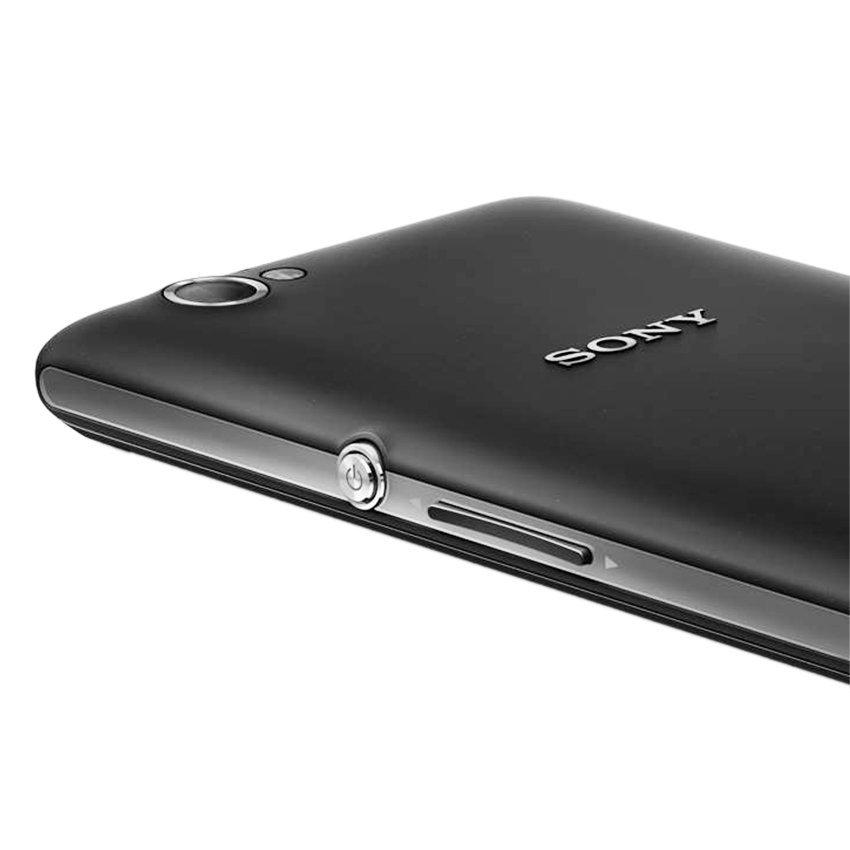 Sony Xperia M C2005 Dual SIM - 4 GB - Hitam