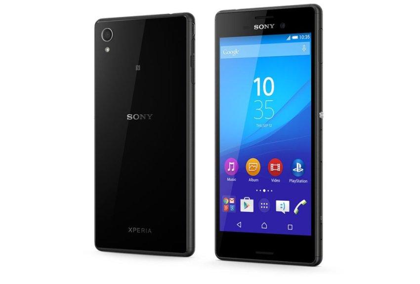 Sony Xperia M4 Aqua Dual SIM 4G - 16GB - Black