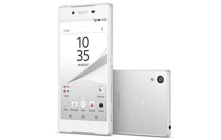 Sony Xperia Z5 Compact  LTE - 32 GB - Putih