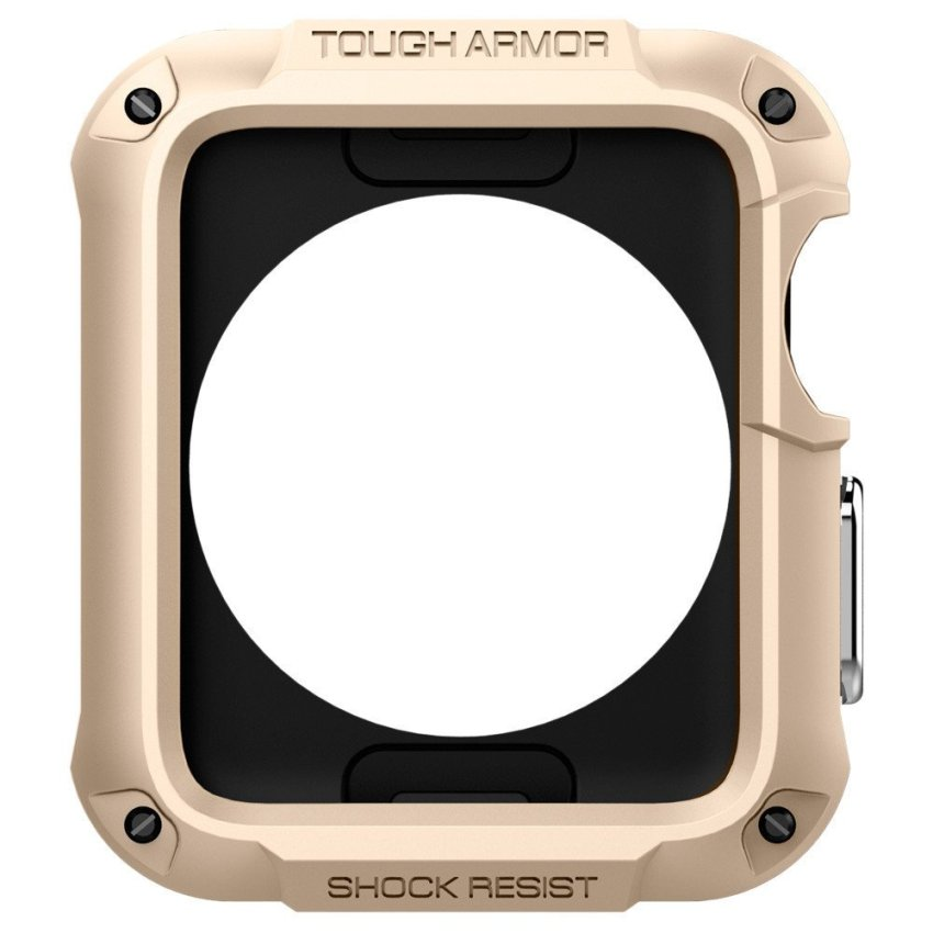 Spigen Apple Watch Tough Armor 42mm - Champagne Gold