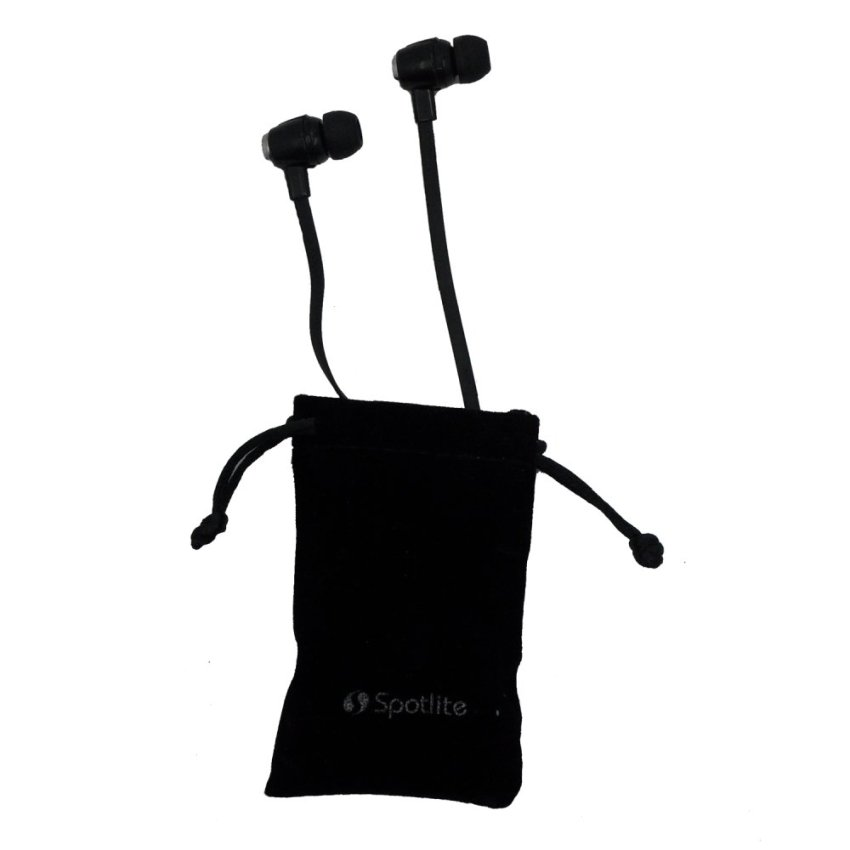 Spotlite Superbass Headset - Hitam