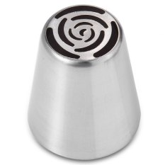 Stainless Steel Torch Russian Piping Icing Frosting Cake Pastry Decorating Nozzles