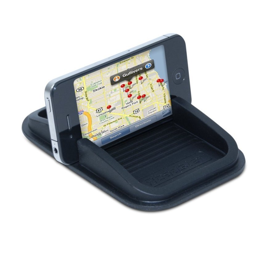Sticky Pad Dash Mount Holder for Mobile Hippo Phone / Smartphone / iPhone Non-Slip (Intl)