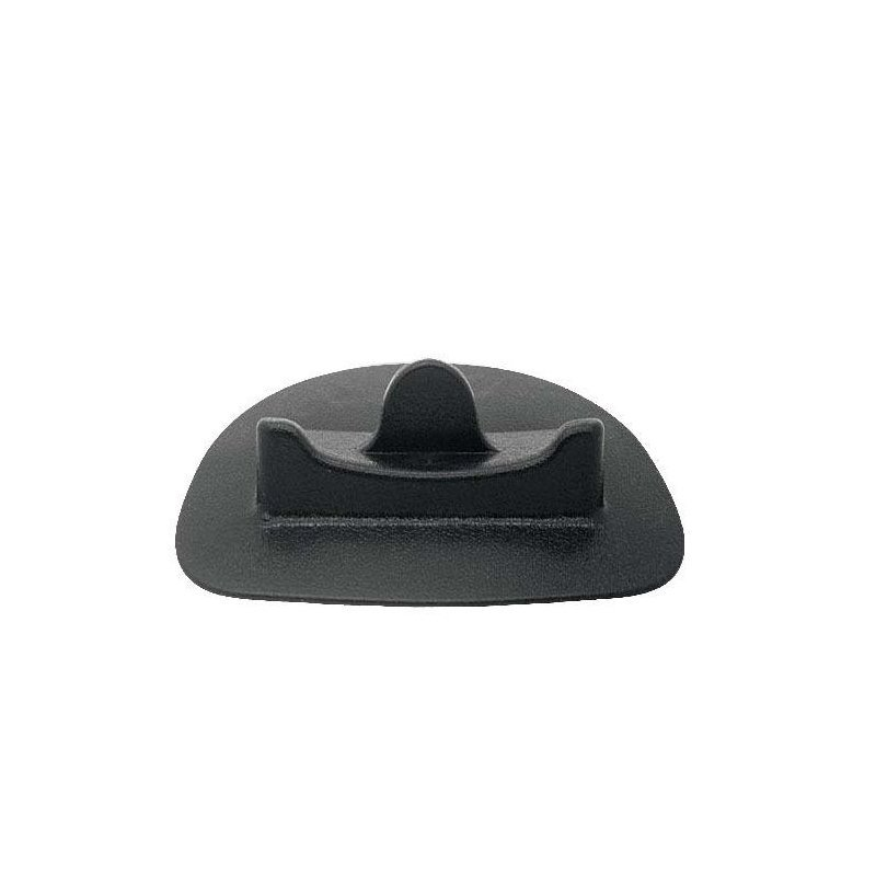 Suction Cup Mount Cellphone Mobile Holder for GPS, Large Size, 15mm thickness ,PP+Silicone, black (Intl)