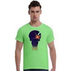 Suicide Squad Dead Shot Cotton Soft Men Short T-Shirt (Green) - Intl