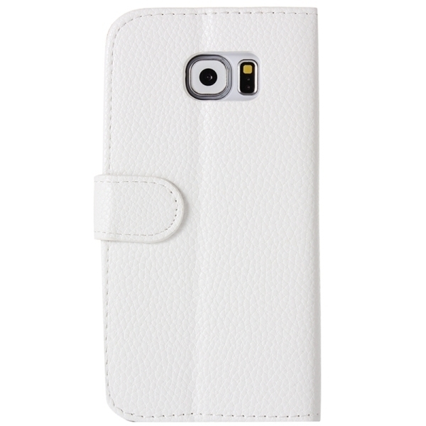 SUNSKY Diamond Encrusted Pattern Horizontal Flip Leather Cover for Samsung Galaxy Note 5 / N920 (White) (Intl)