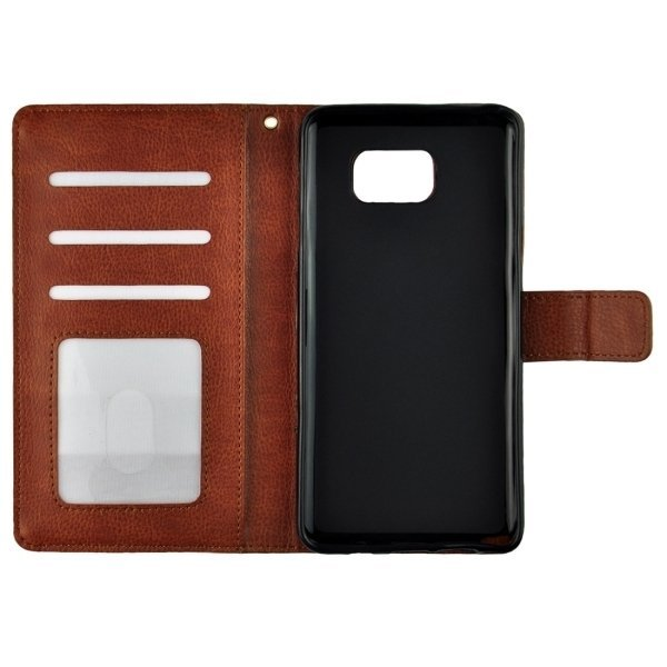 SUNSKY PU Leather Cover for Samsung Galaxy Note 5 / N920 (Brown) (Intl)
